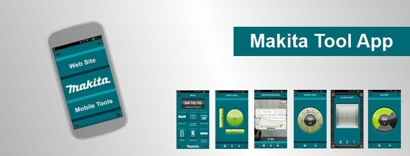 makita tool app