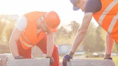 What does Public Liability Insurance for Self-Employed Builders cover?