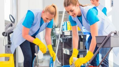 What Insurance do Self-Employed Cleaners need?