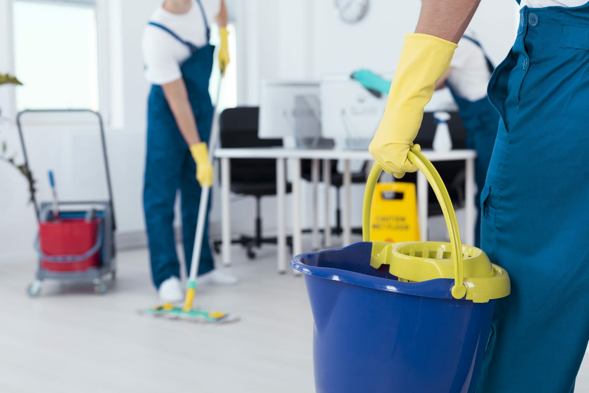 public liability for self-employed cleaners