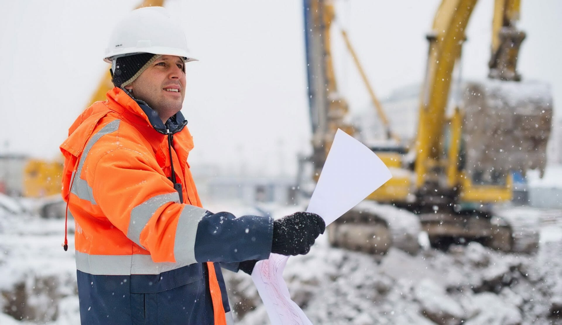 winter safety tips for tradesmen