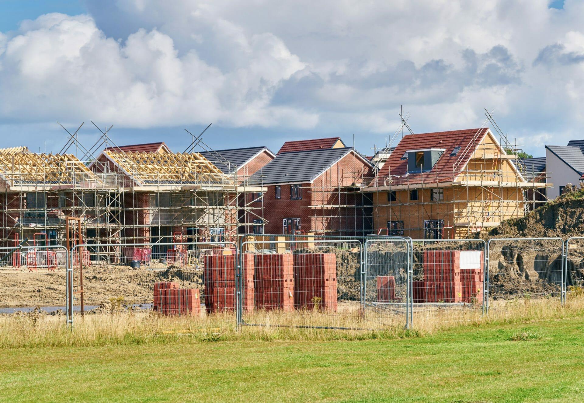 brexit housebuilding