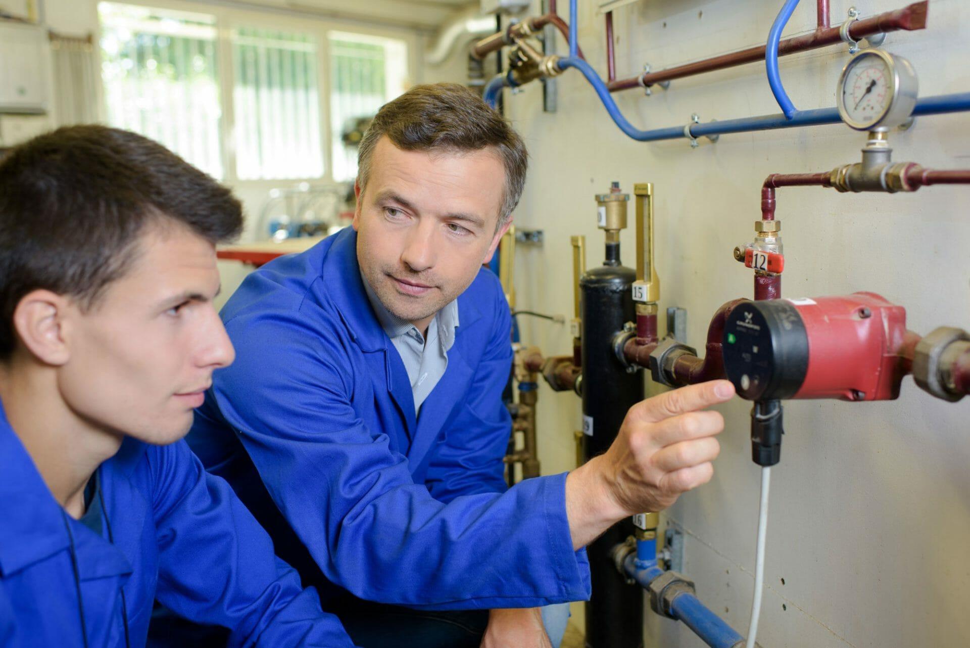 tradesmen training initiatives