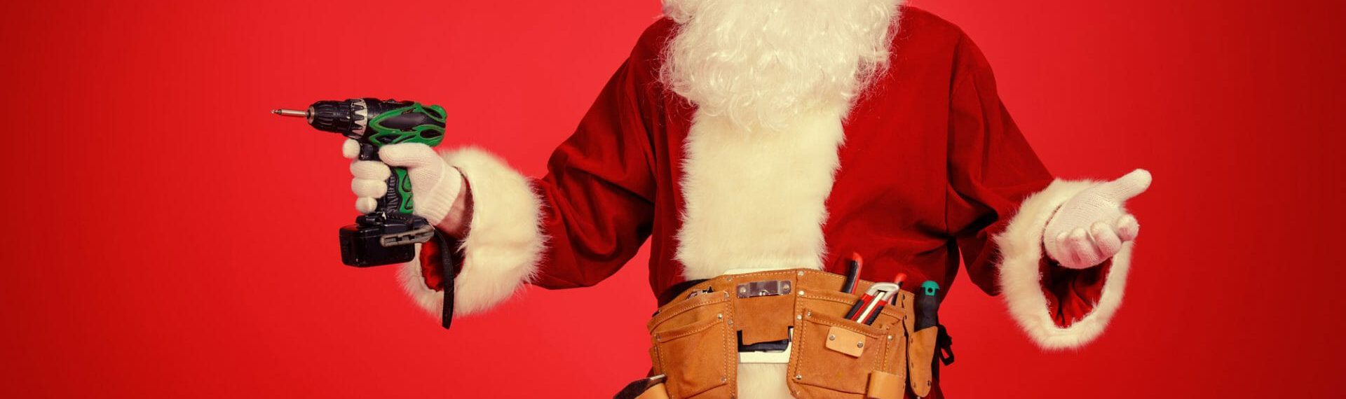That's A Wrap: Our Must-Have Gifts For Tradesmen This Christmas