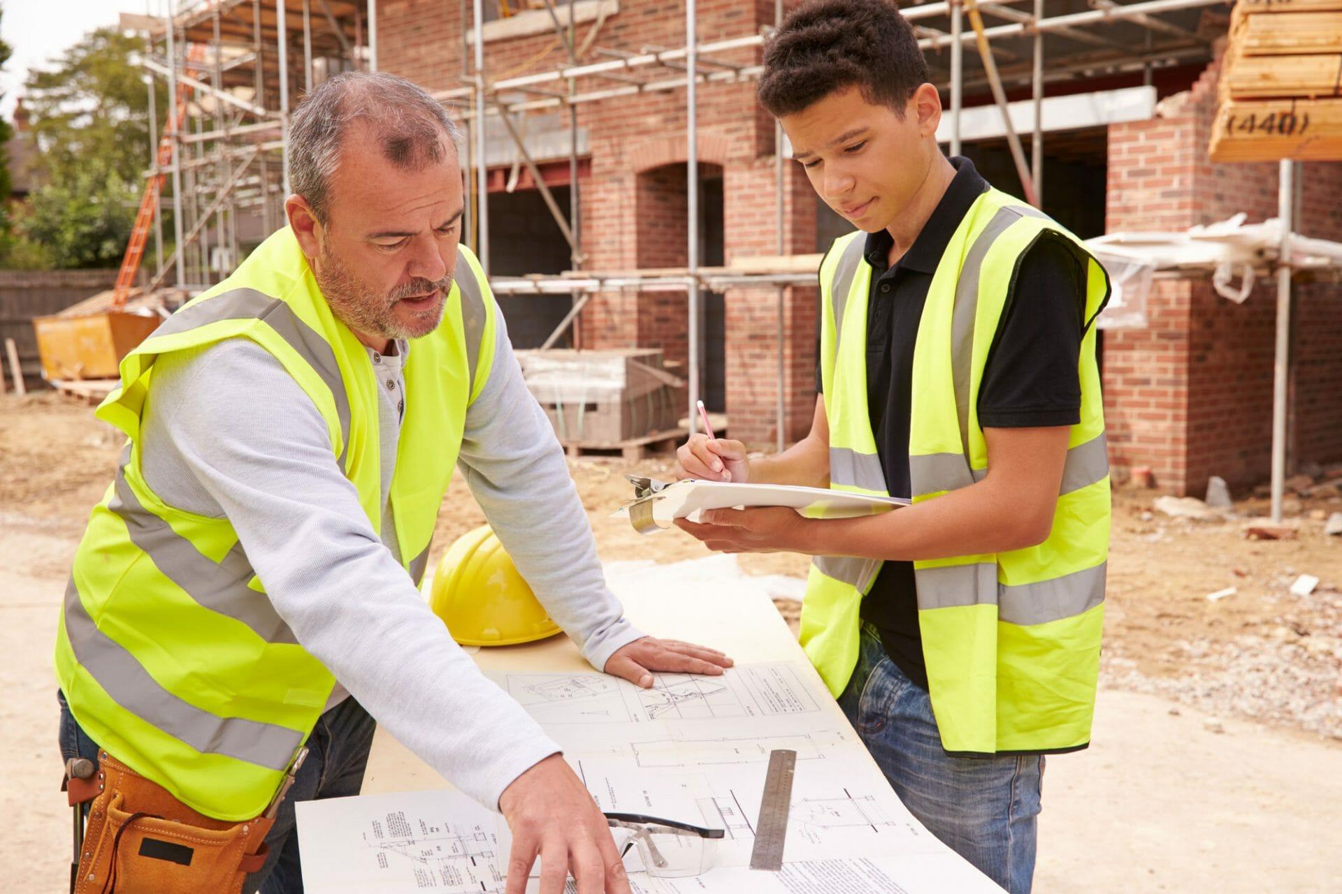 builder apprentice