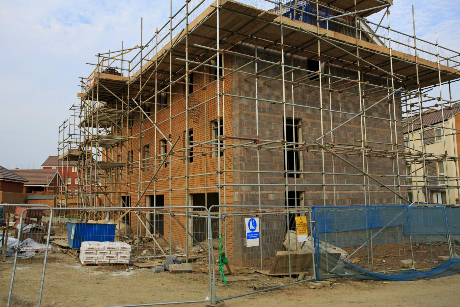 house building uk