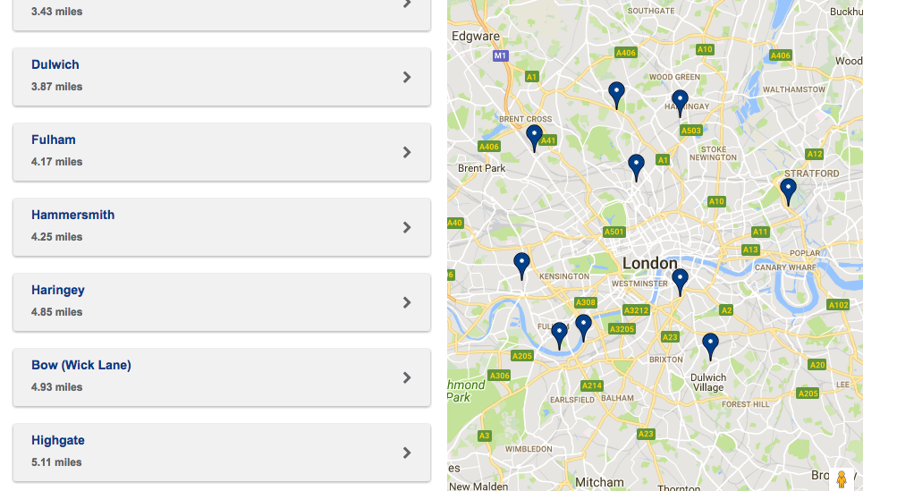 Jewsons has over 600 branches in the UK