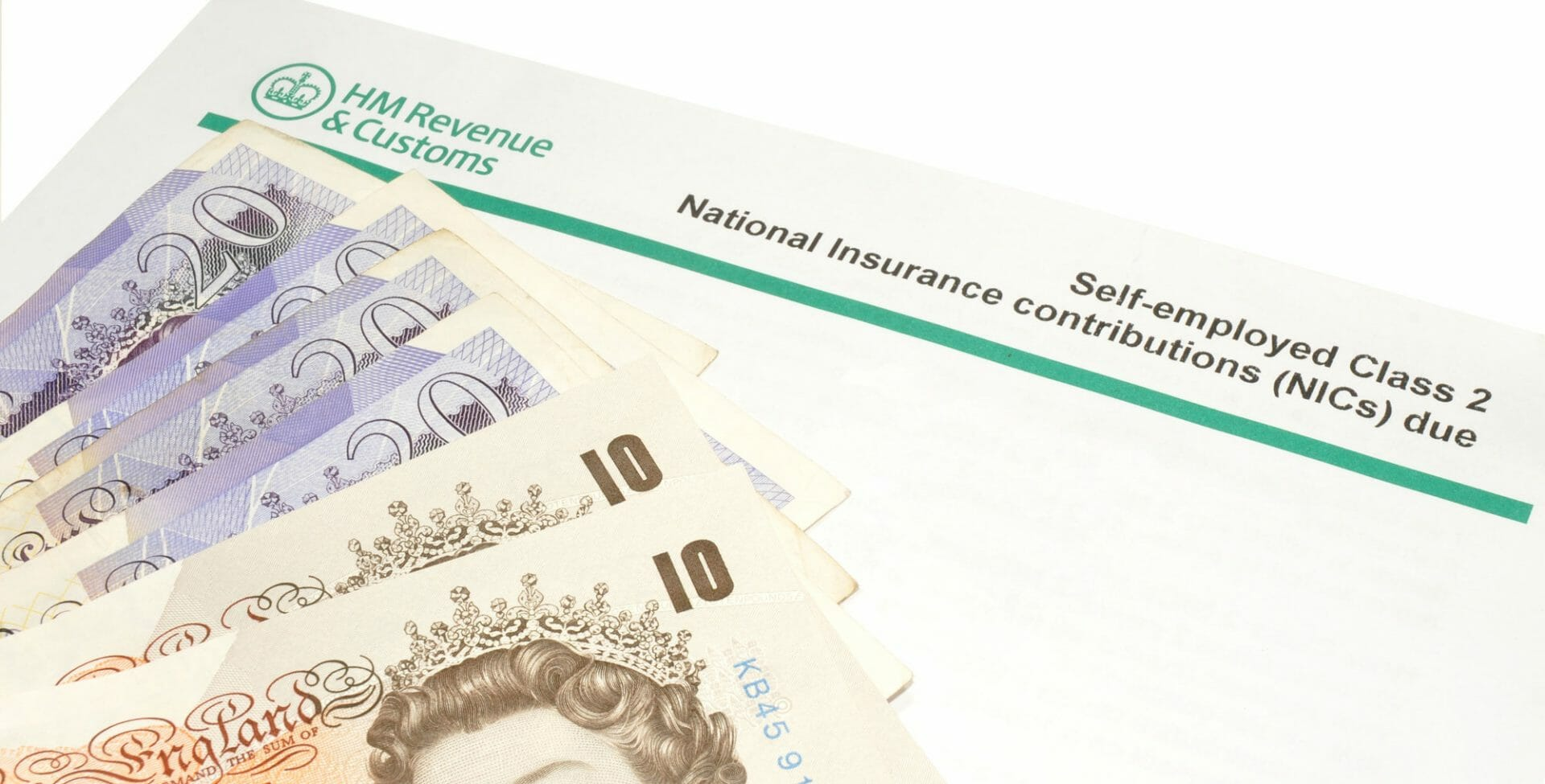 self-employed national insurance