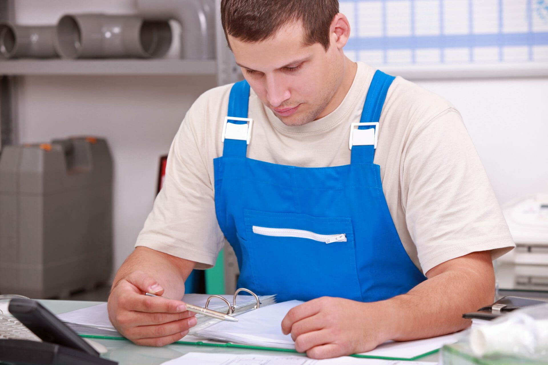 invoicing errors to avoid tradesman