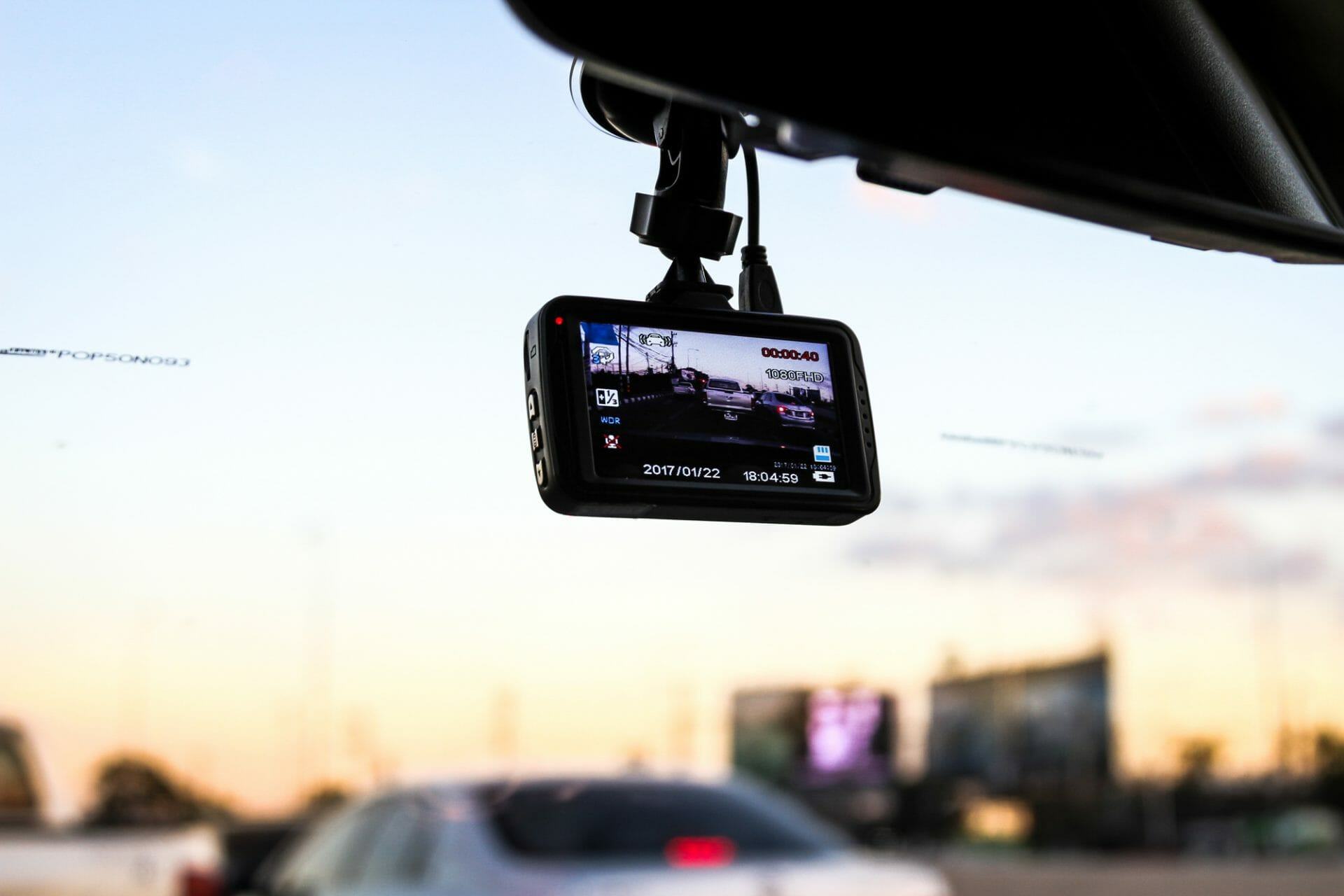 dash cams for tradesmen