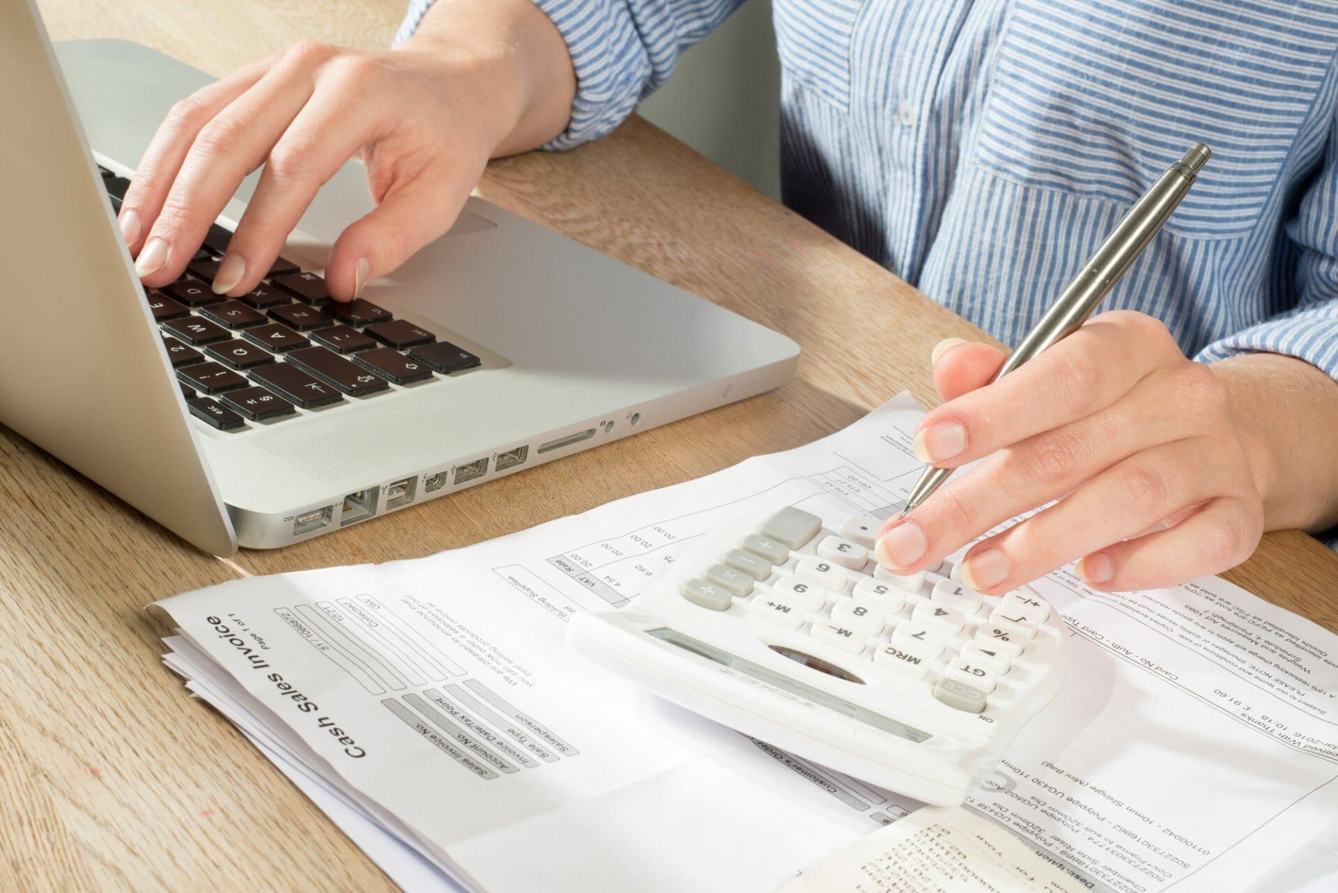 self-assessment tax return guide tradesman