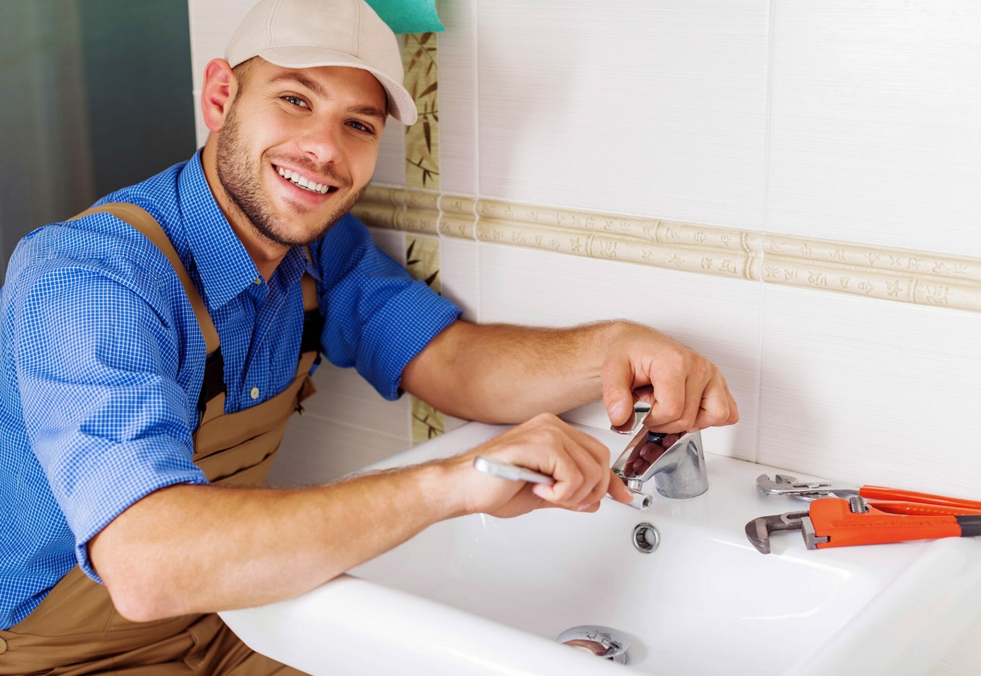 research reveals plumbers happiest