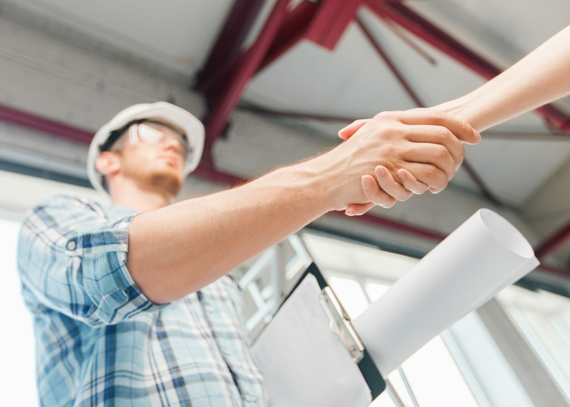 getting a mortgage self employed tradesman