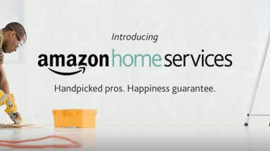 New To The Game: Amazon Launches New Service For Customers To Find Tradesmen