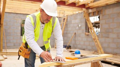 What does a General Contractor's Insurance policy cover?