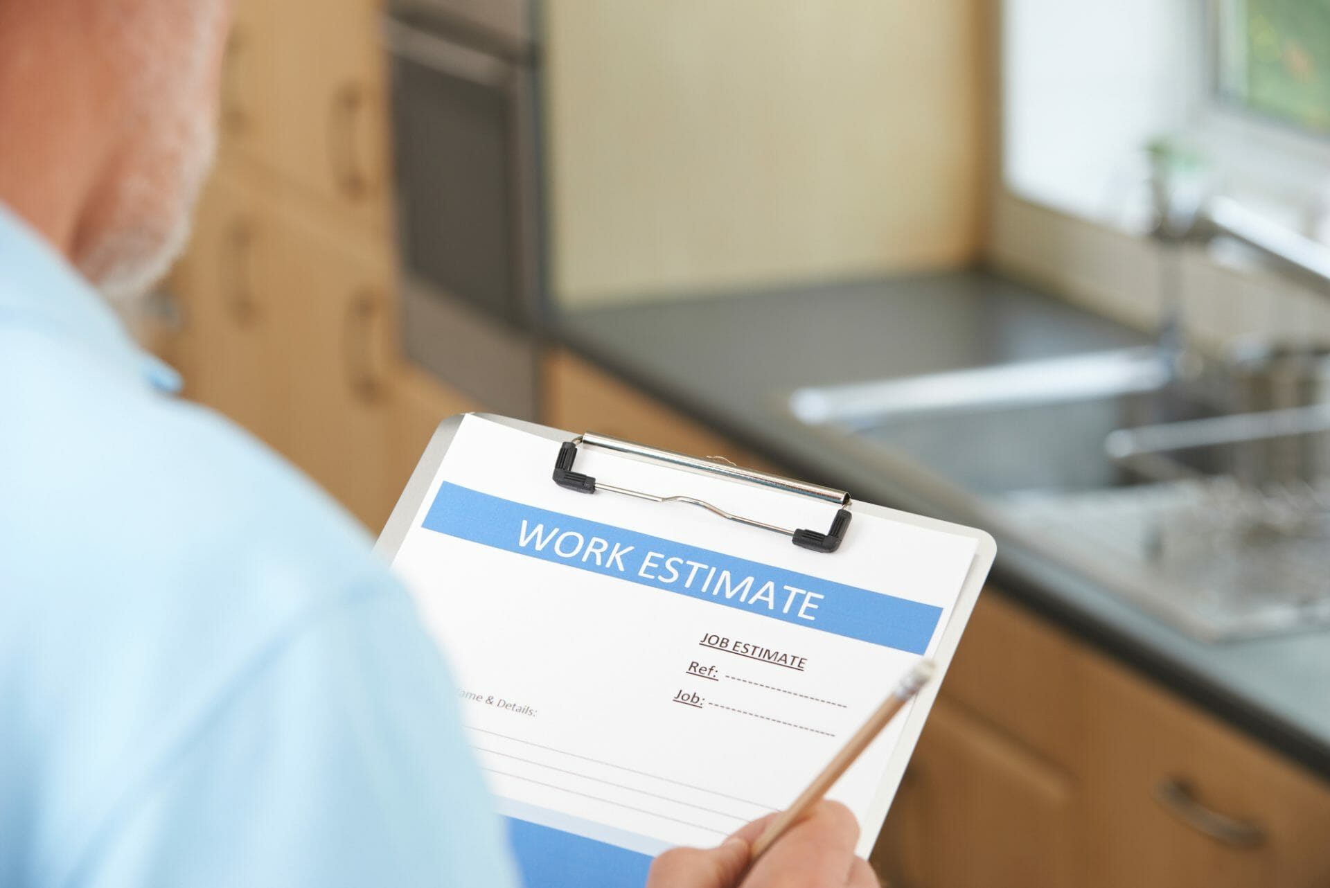 what to include tradesman invoice