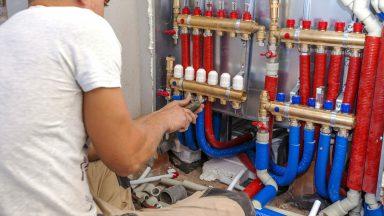 Plumbing & Heating Contractor's Insurance