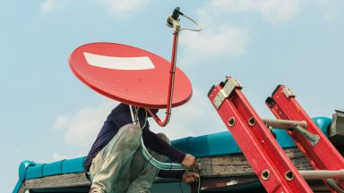 Satellite Dish Installer's Insurance