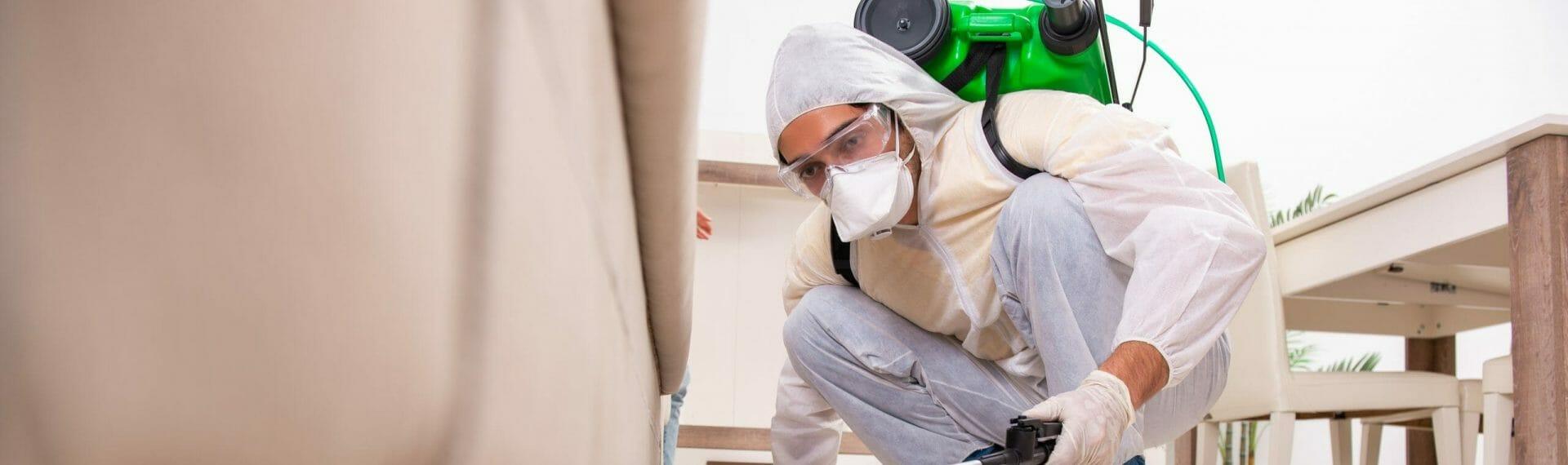 Vermin Control Insurance pest control contractor