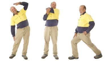 Four health benefits of being a tradesman