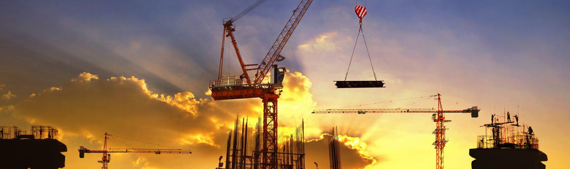 contractors public liability insurance building skyline